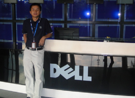 ICD Staff at Dell's Office