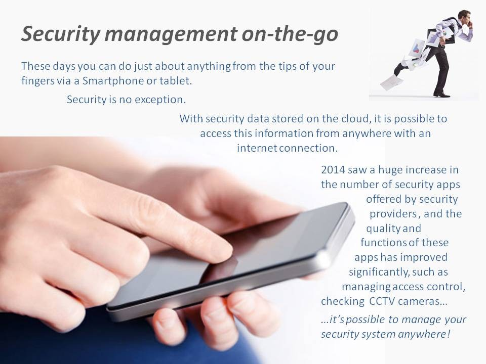 Security industry trends: 2014-2015 - ICD Security Solutions