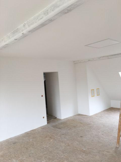 Trockenbau, Dachausbau, Innenausbau zum Träumen. MainMichel steht für Qualität Maler