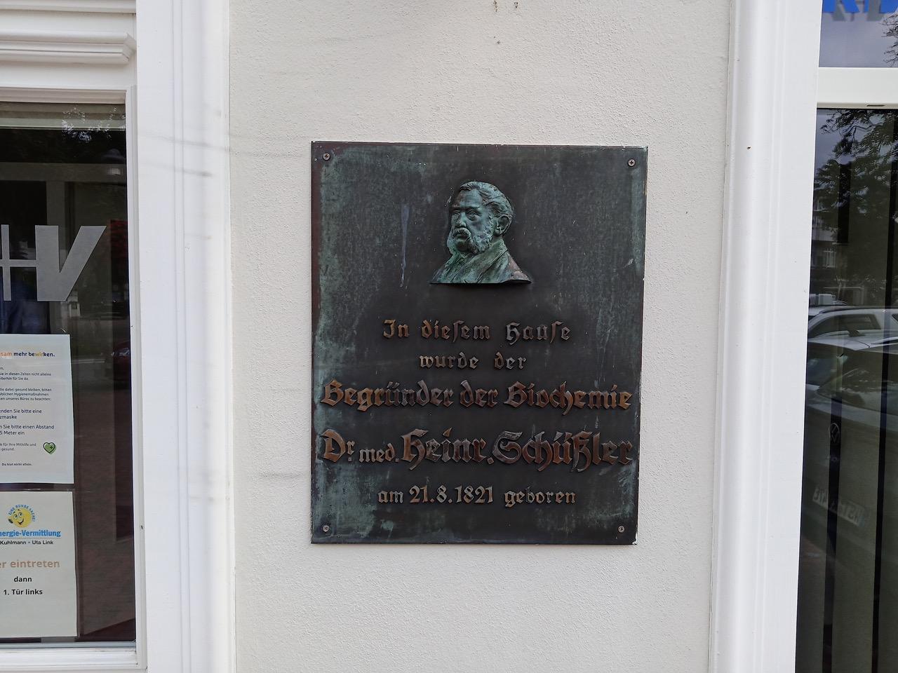 Auf den Spuren des Arztes am Meer – Bad Zwischenahn feiert den 200. Geburtstag von Wilhelm Heinrich Schüßler