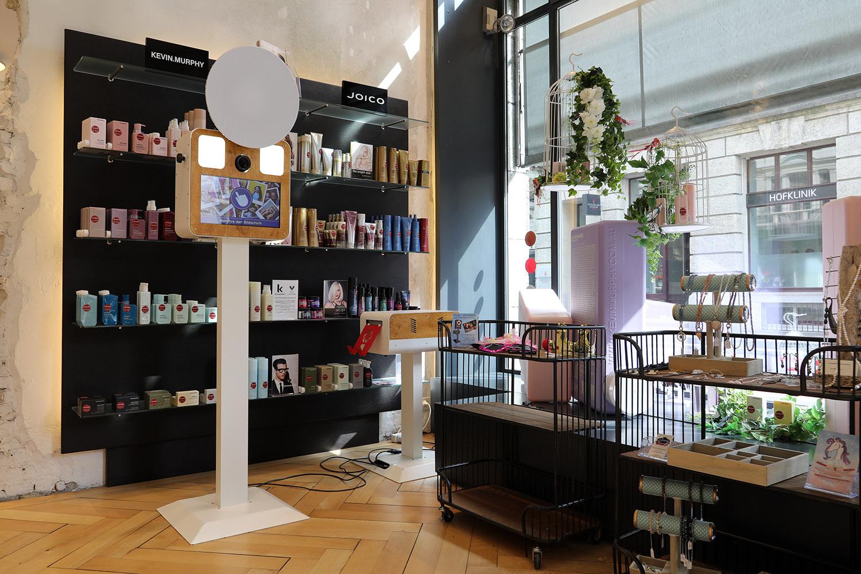 Hesse Hair Style, Luzern