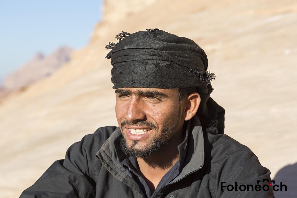 Beduine, Jordanien
