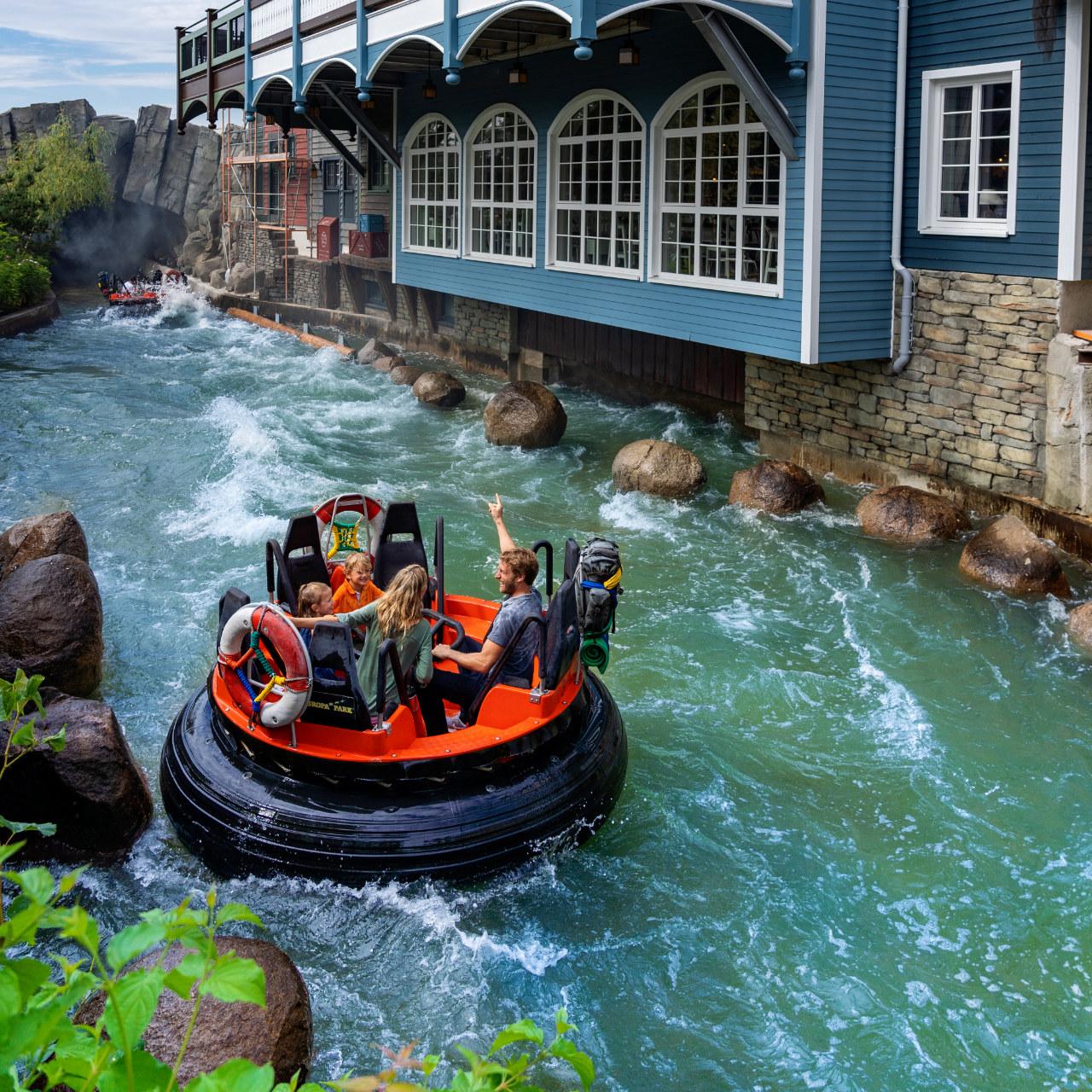 Ferien im Freizeitpark! Empfehlenswerte SWR Reportagen