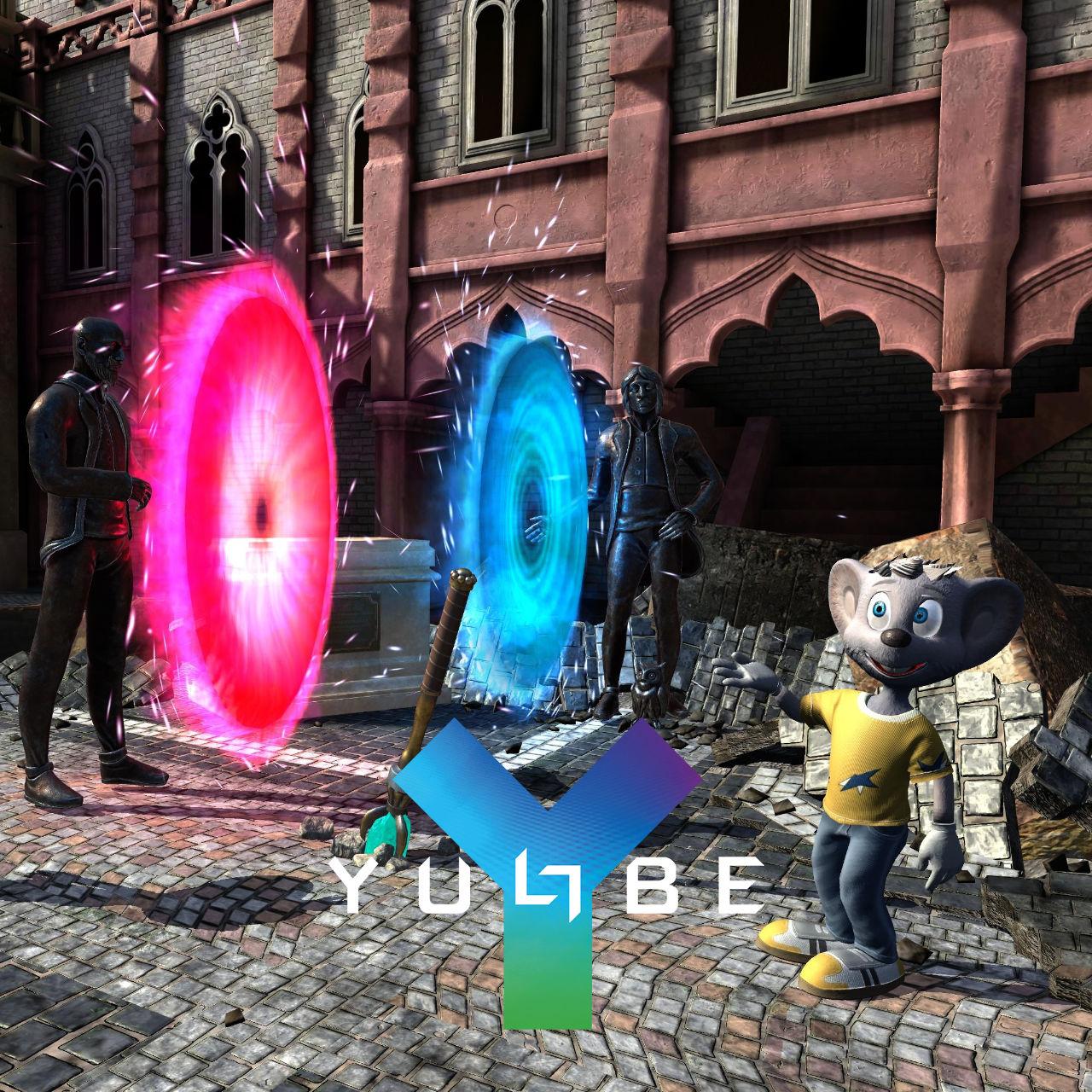 "Neue YULLBE GO Experience ""Ed & Edda""  im Europa-Park"