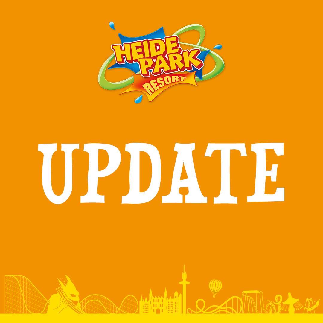 Heide Park Resort darf den Park öffnen