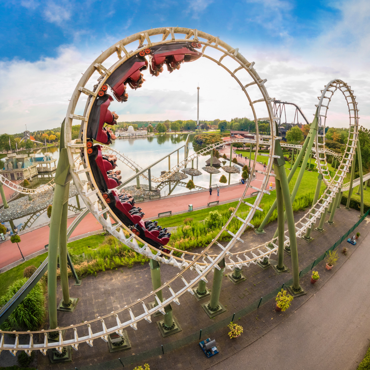 Heide Park Resort öffnet am 01.05.2021