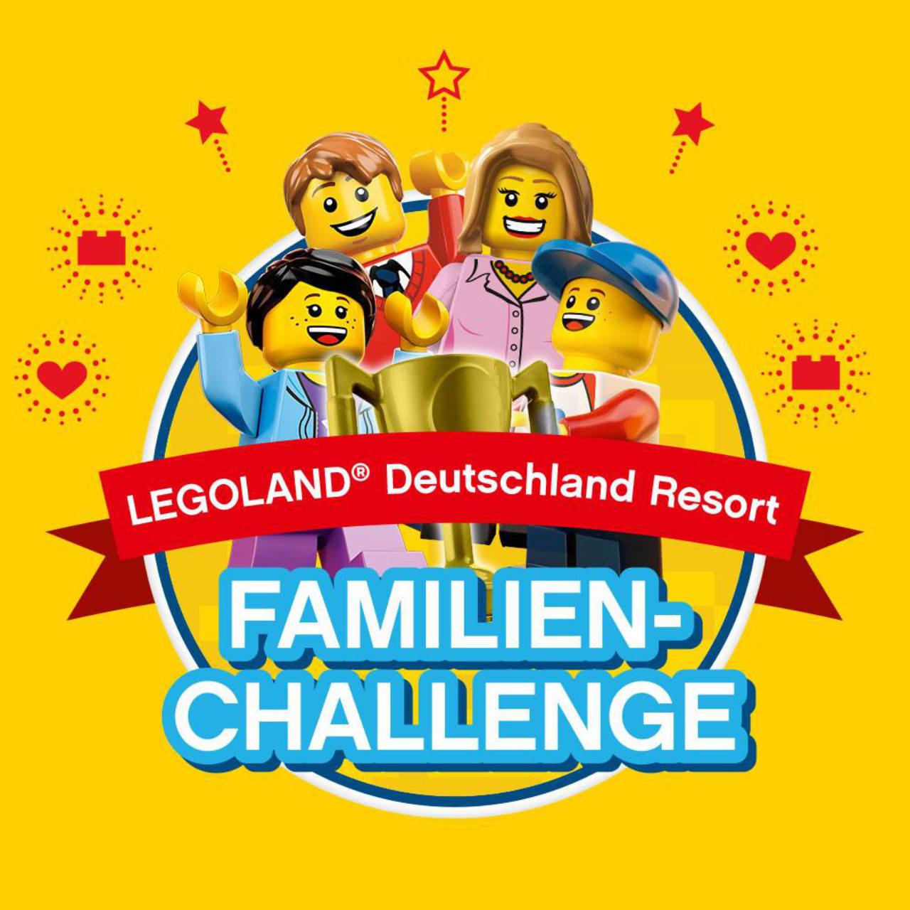 LEGOLAND® Familien-Challenge 2020/2021