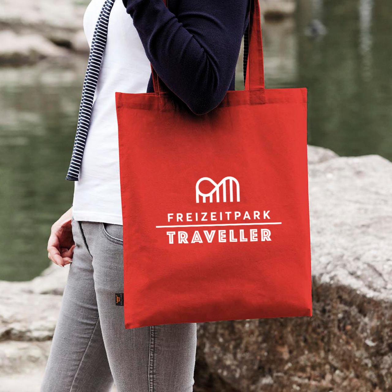 Neues Freizeitpark Traveller Merchandise