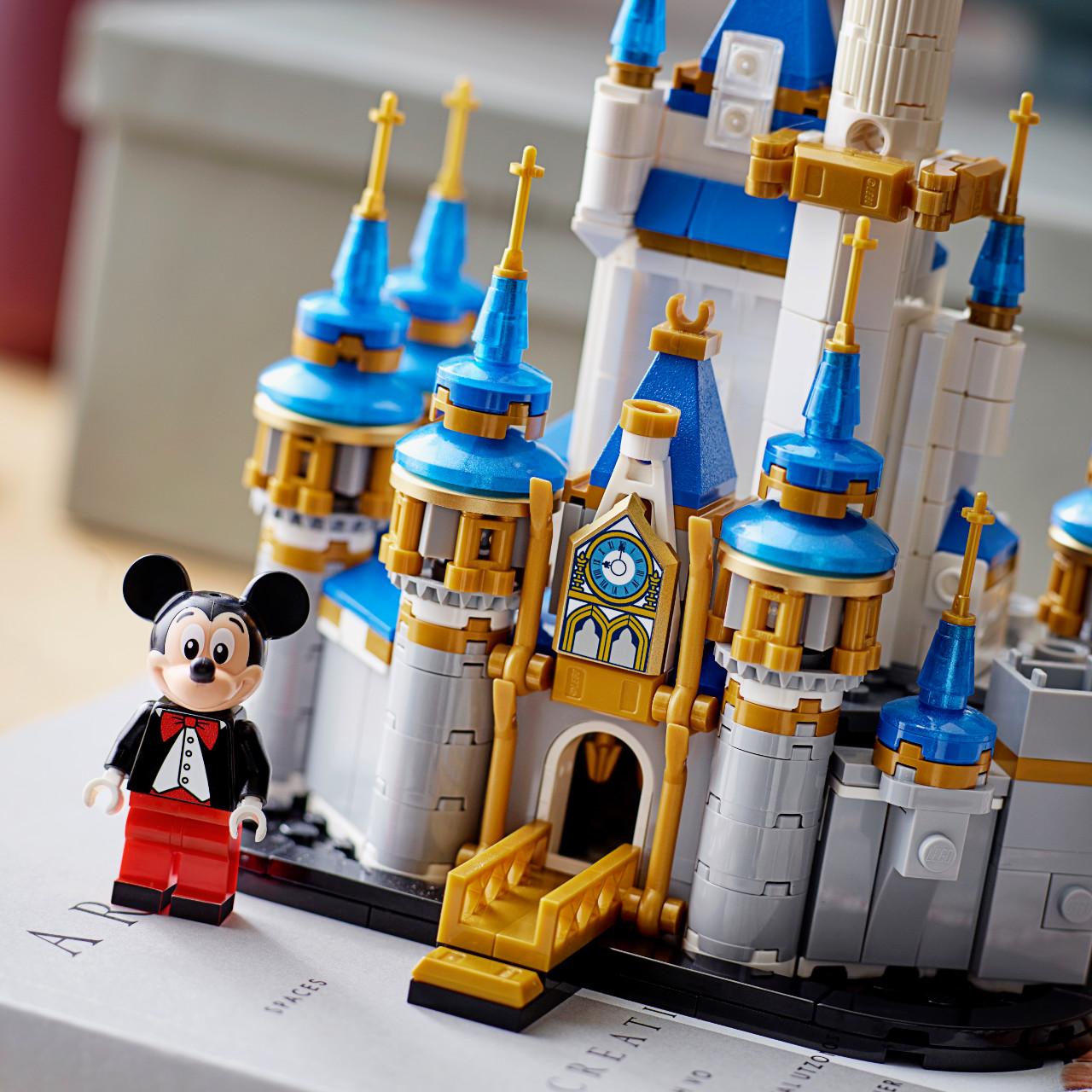Walt Disney World® LEGO® Disney Schloss (40478)