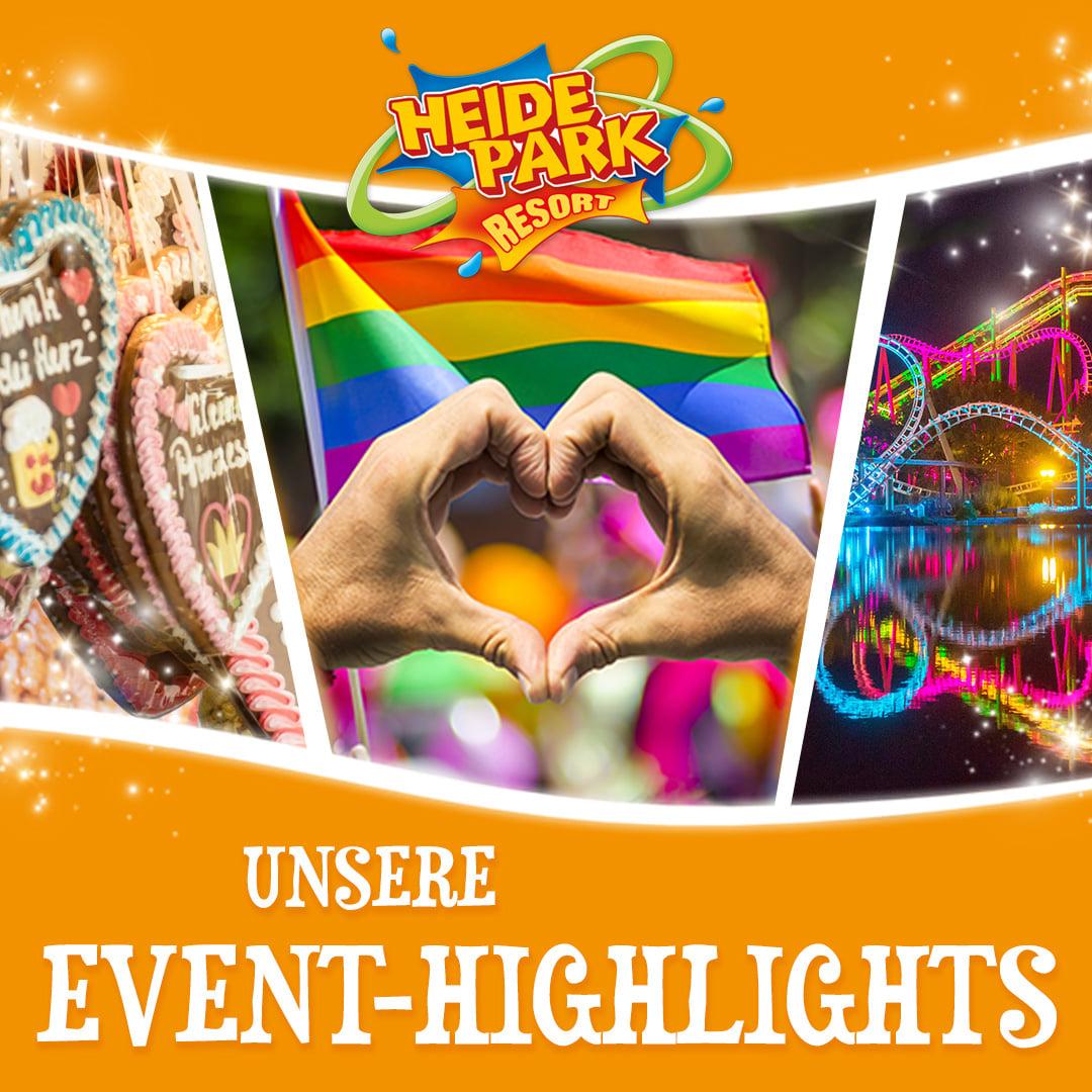 Events im Heide Park Resort 2021