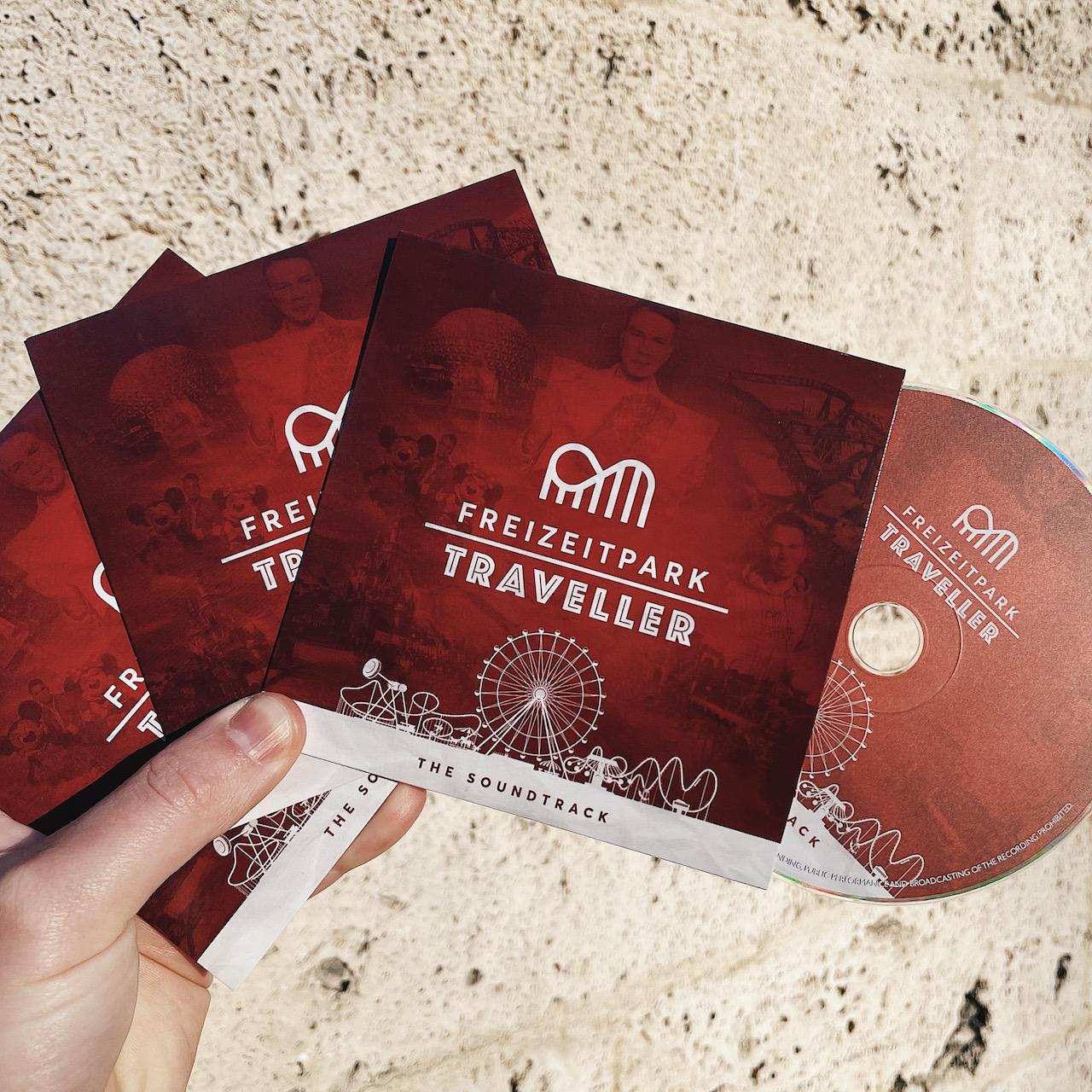 Hörprobe! Freizeitpark Traveller Soundtrack