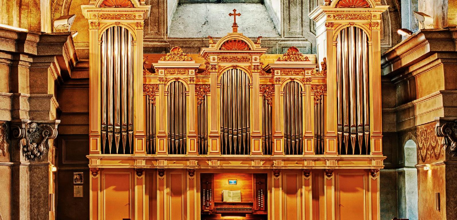 Rieger-Orgel mit 35 Registern – die größte Kirchenorgel des Burgenlandes