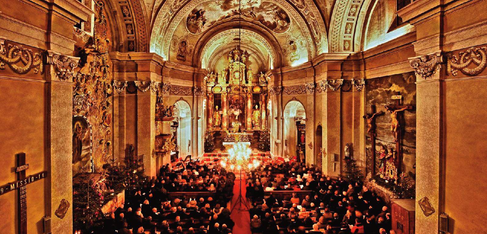 Konzerte & Gottesdienste im Rückblick