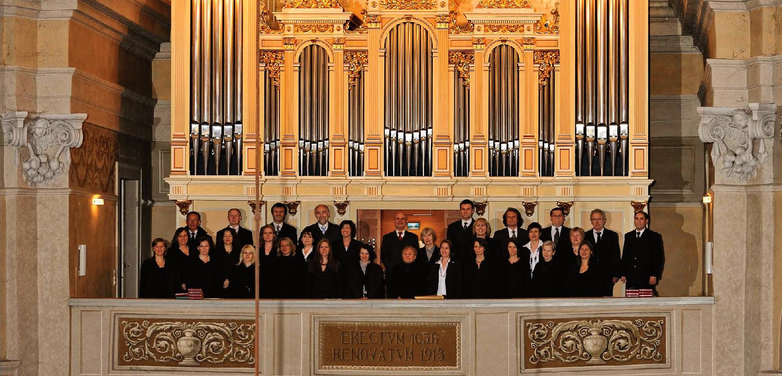 Musica Sacra Lockenhaus   Alle Mitglieder   Leitung Wolfgang Horvath