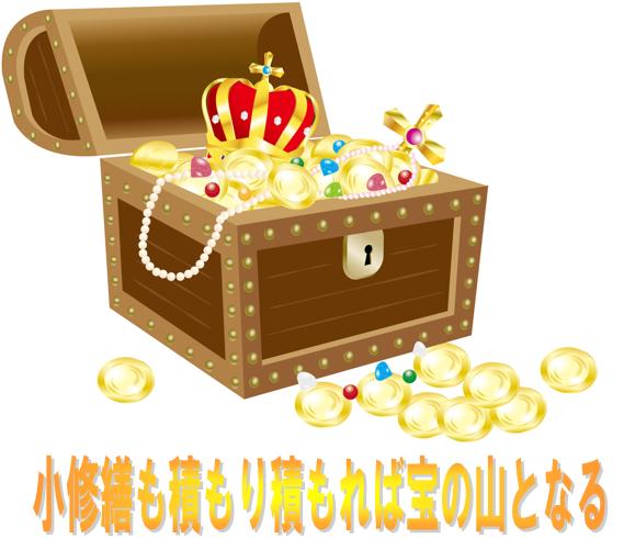 東京|神奈川(横浜)|愛知(名古屋)|大阪|広島でも小修繕も積もり積もれば宝の山となる