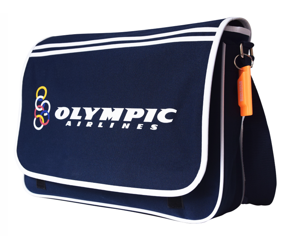 OLYMPIC AIRLINES SAC CABINE