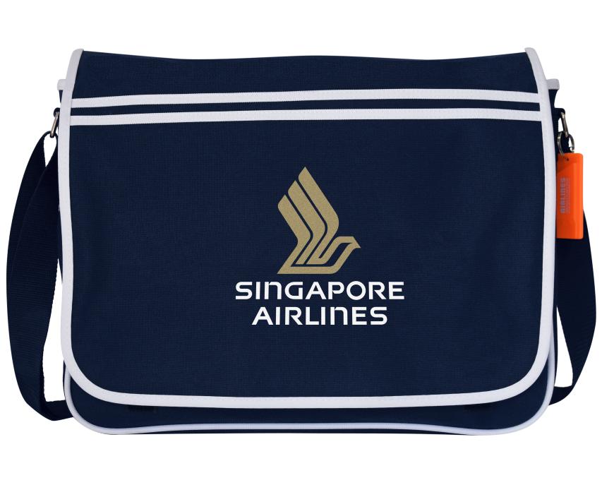 SINGAPORE AIRLINES SAC CABINE