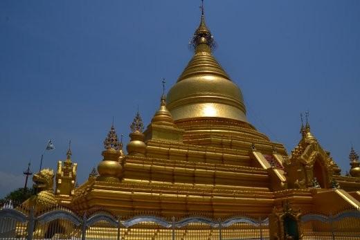 Kuthodaw Pagode.