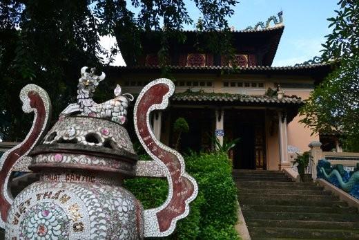 Tempel der Hung Könige.