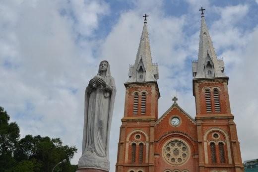 Notre Dame Kathedrale.