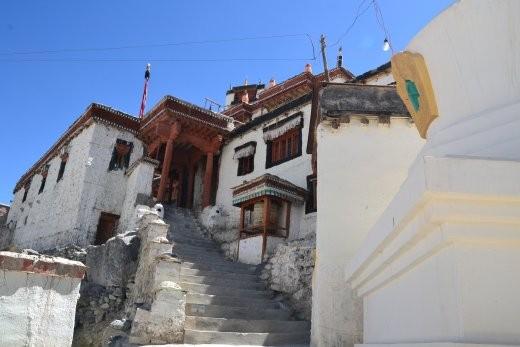 Das Kloster Disket.