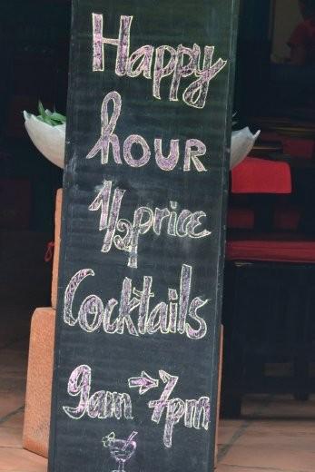 Wow, das ist mal eine Happy Hour. Wohl eher ein Happy Day!
