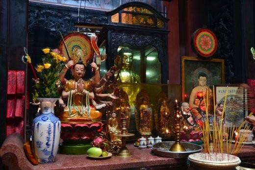 Tempel des Jadekaisers.