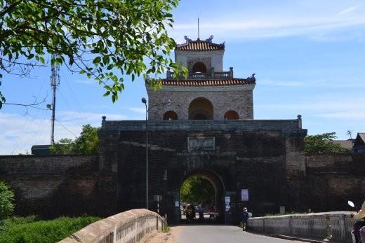 Osttor der Zitadelle