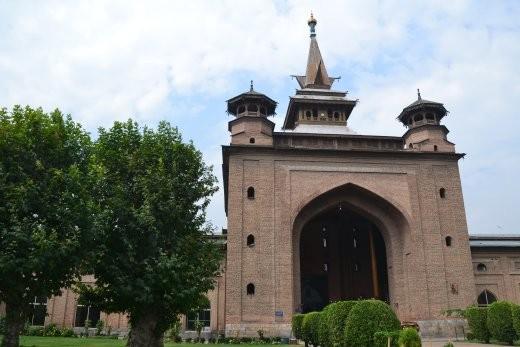 Die Jama Majid Moschee
