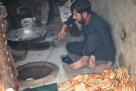 in Kashmir