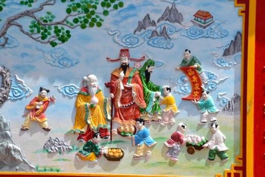 Hoi Quan On Lang, noch eine Versammlungshalle der chinesischen Gemeinde.