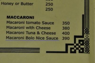 Nette Sauce? Oder welche aus Nizza?