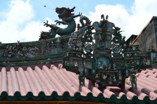 Die Versammlungshalle Hoi Quan Ha Chuong.