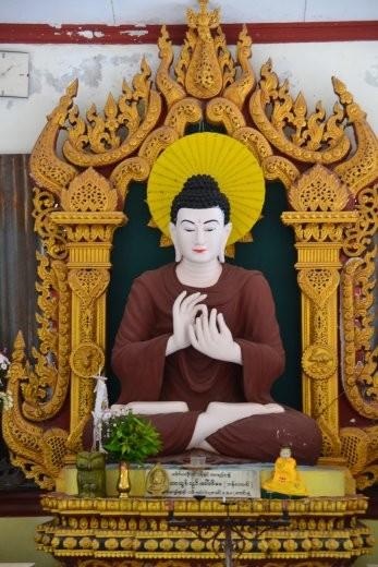 Buddhas alleine ...