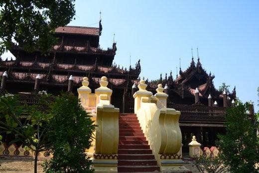 Das Schwe in Bin Kloster.