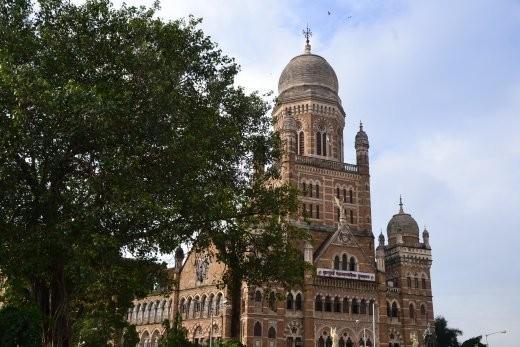 Rathaus von Mumbai