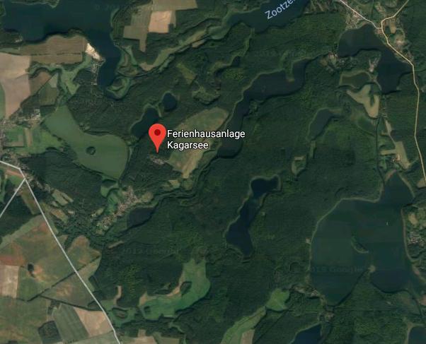Angelurlaub Mecklenburgische Seenplatte