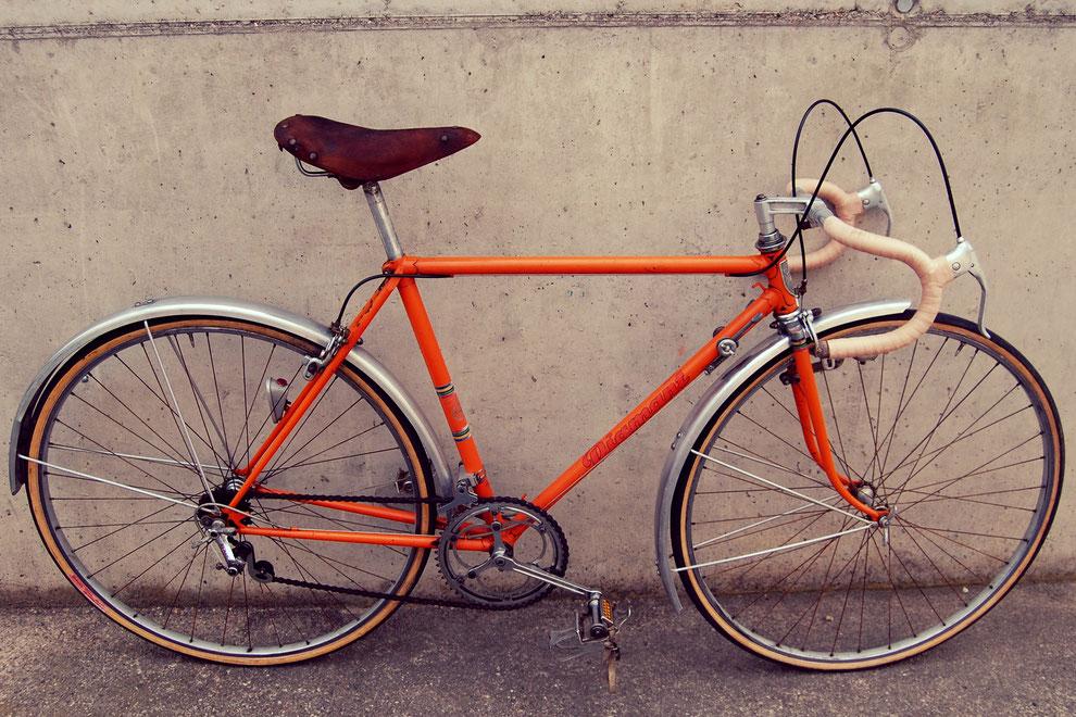 Diamant Modell 167 orange