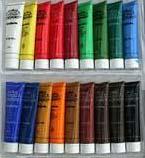 des couleurs : en fait assez peu!!