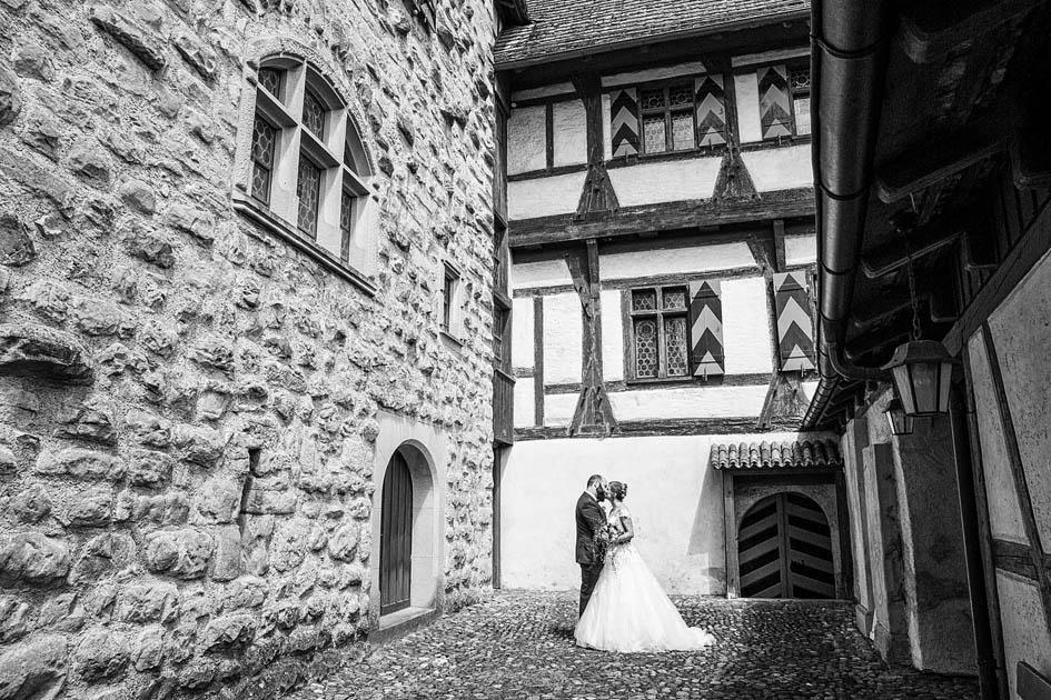 Hochzeit im Schloss Hegi