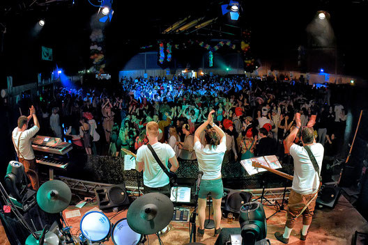 Party Cover Band Sicherheitshalbe - 2015