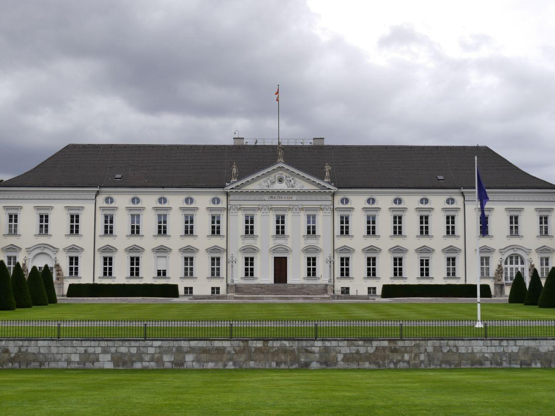 Schloss Bellvue - Sitz des Bundespräsidenten