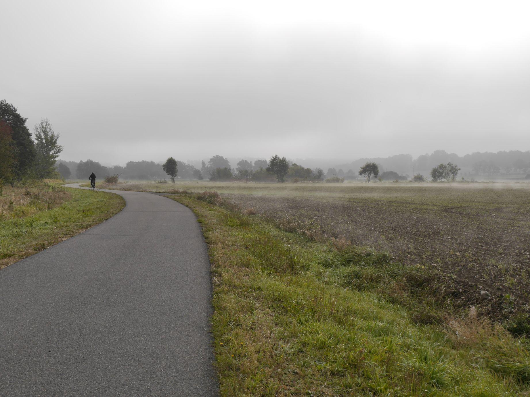Tschechien verwöhnt an der Eger mit gut ausgebauten Radwegen!