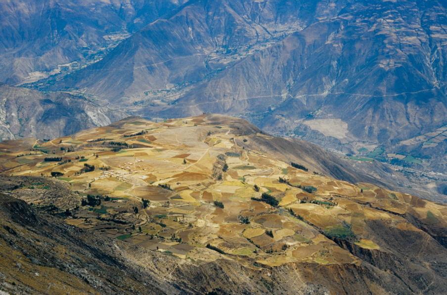 Hualcayan (Cordillera Blanca)