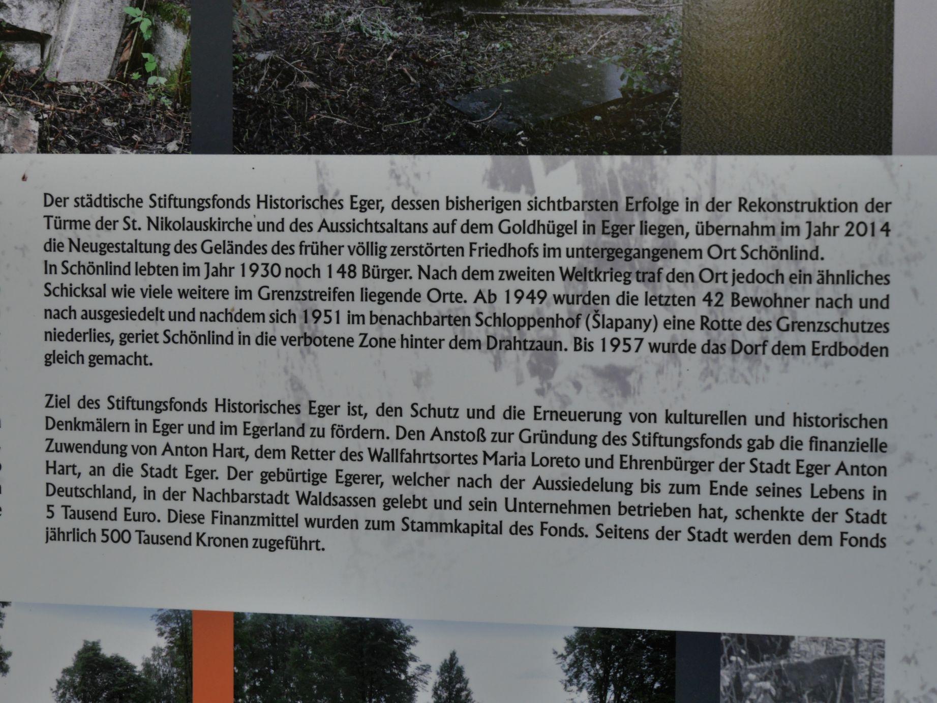 Gute Informationen von tschechischer Seite über unsere gemeinsame Geschichte.
