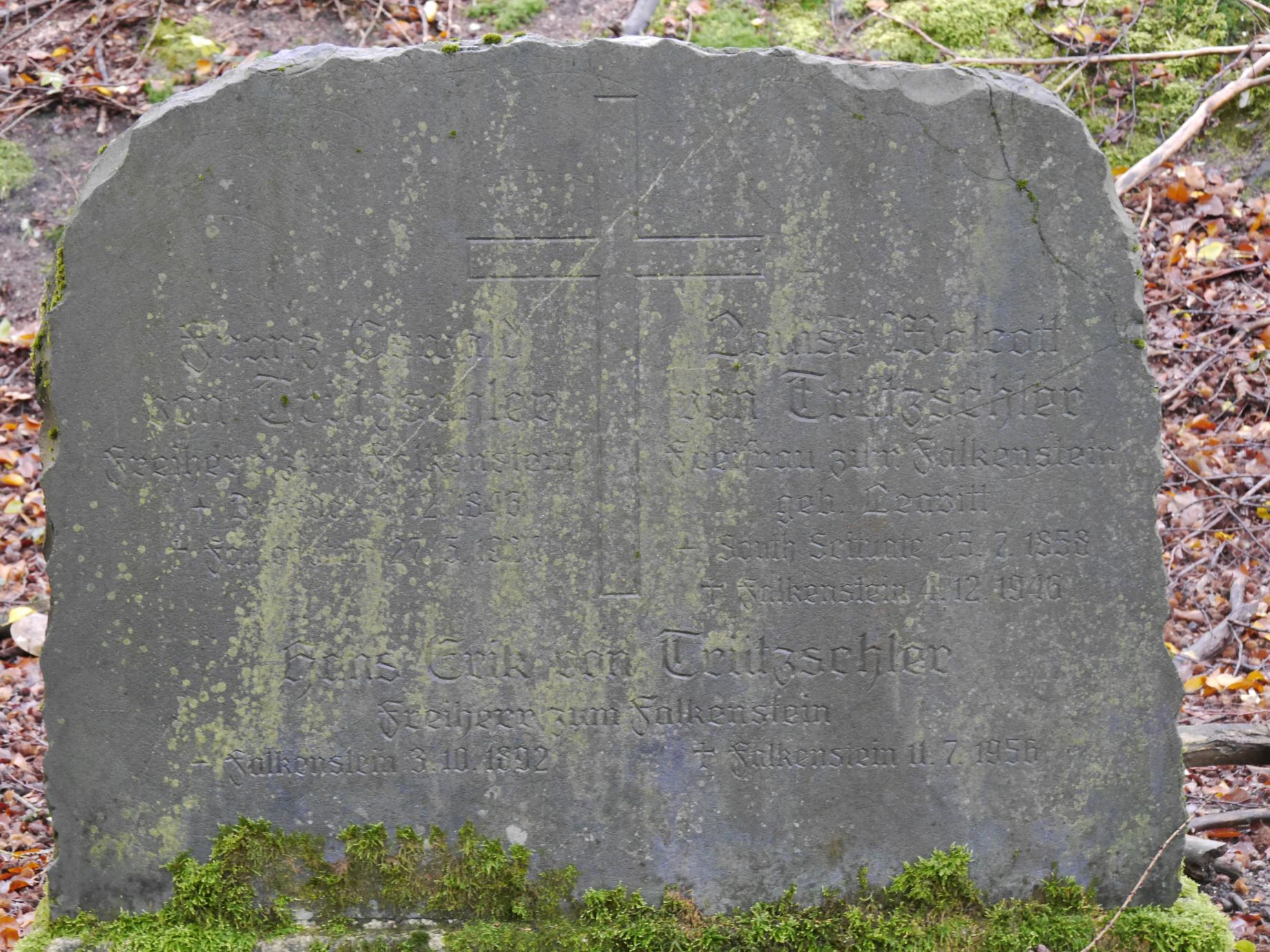 Trützschlers Grab