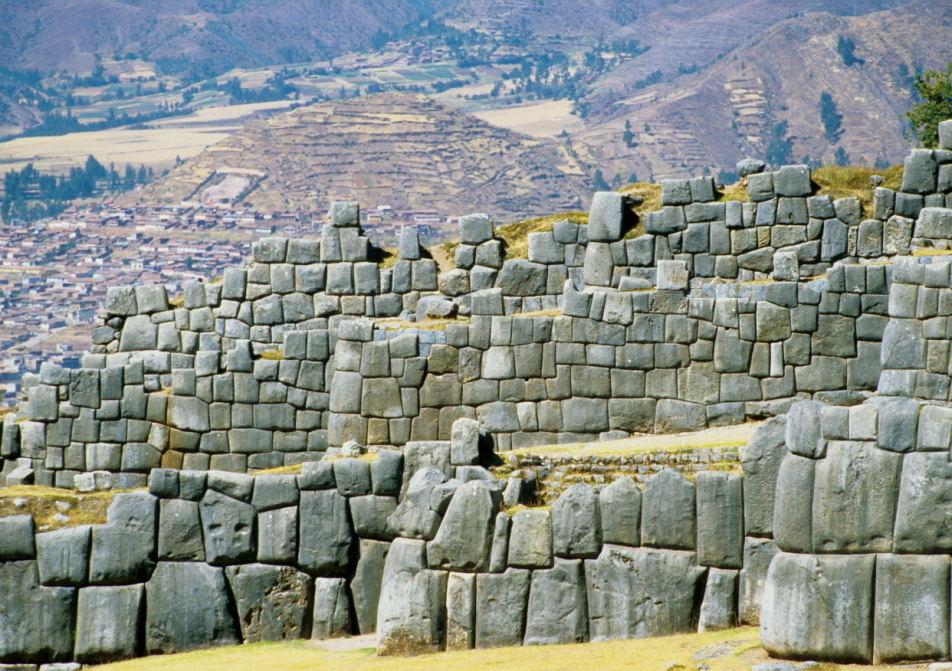 Festungsanlage Saqsaywamán (Cusco)