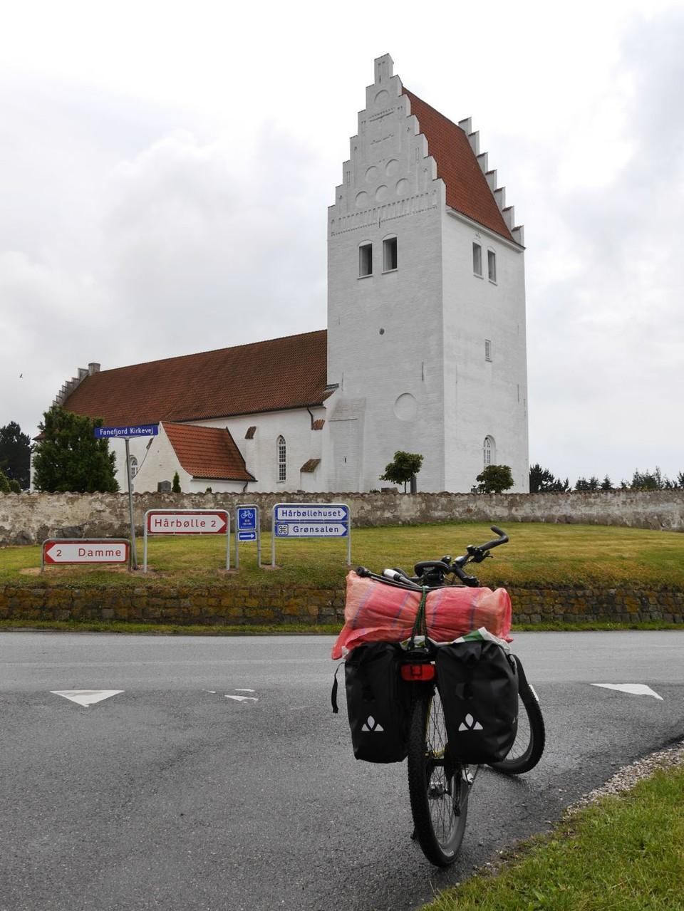 Fanjefjord Kirche