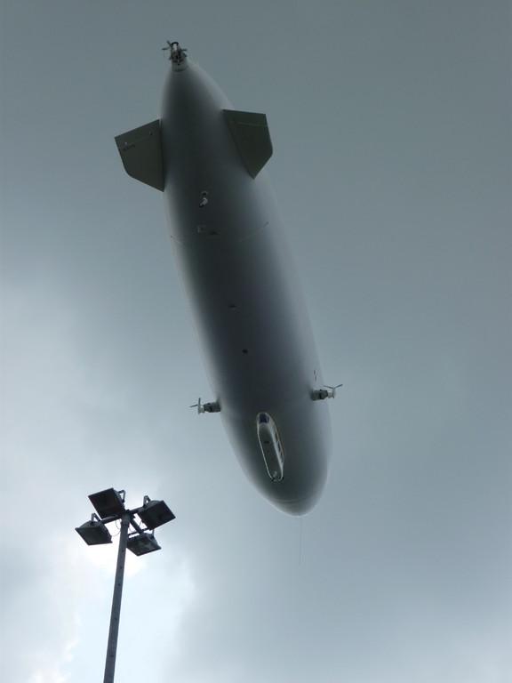 Friedrichshafen, die Stadt der Zeppeline ist jedes Jahr im Juli Gastgeberin der größten Outdoormesse in Europa