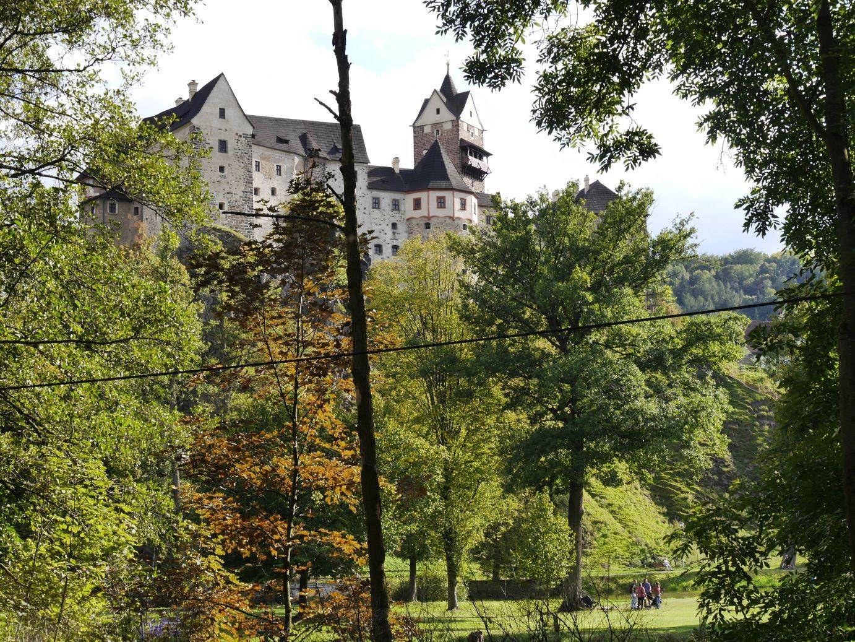 Burg in Loket